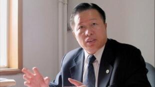 """中国维权律师高智晟截至4月18日已被""""强制失踪""""1143天"""