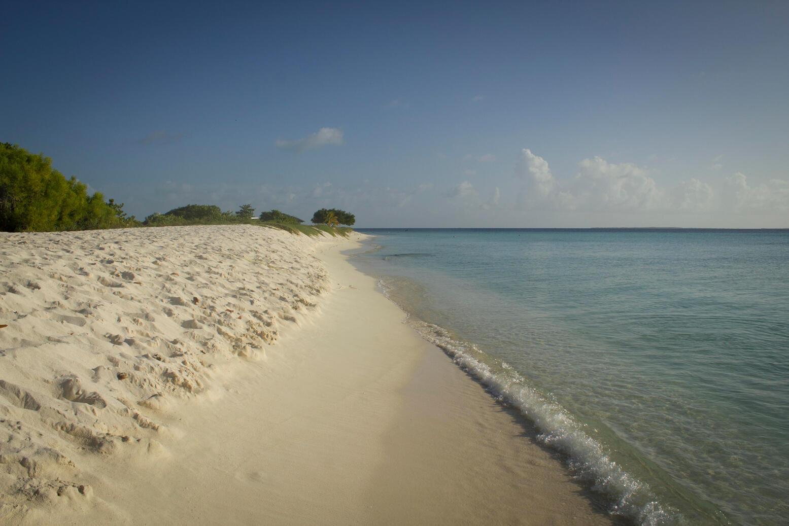 Playa venezolana.