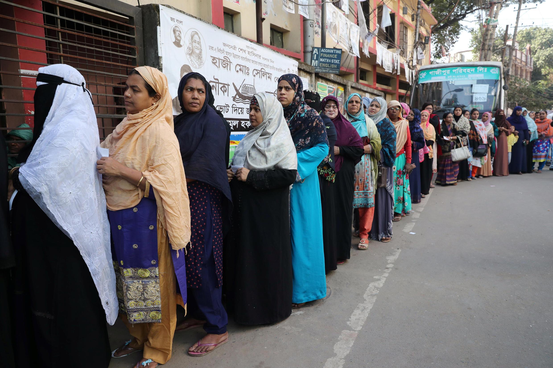 Eleições no Bangladesh