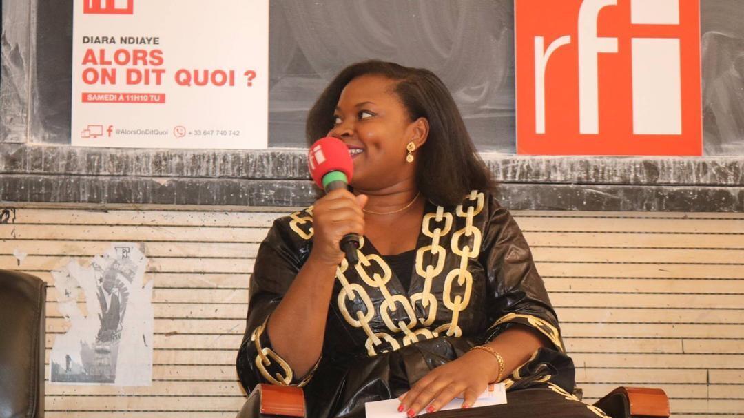 Hawa Traoré, directrice générale de «Teliman».