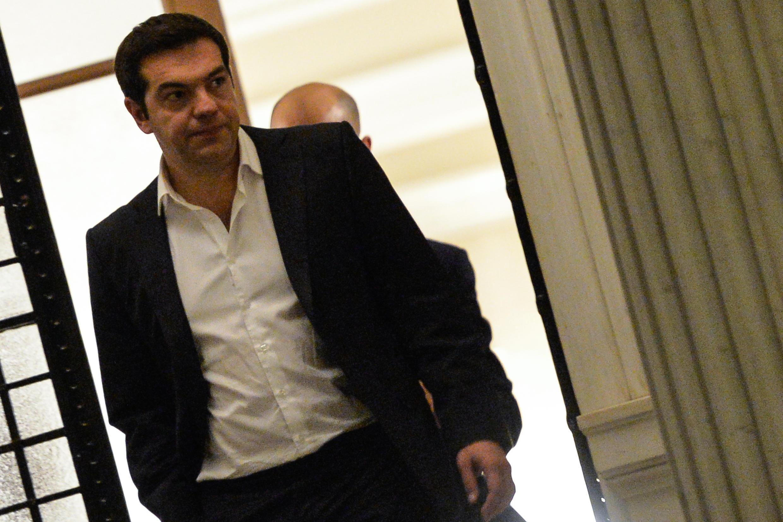 Primeiro-ministro grego, Alexis Tsipras, sai fortalecido das eleições, mas terá margem de manobra reduzida no poder.