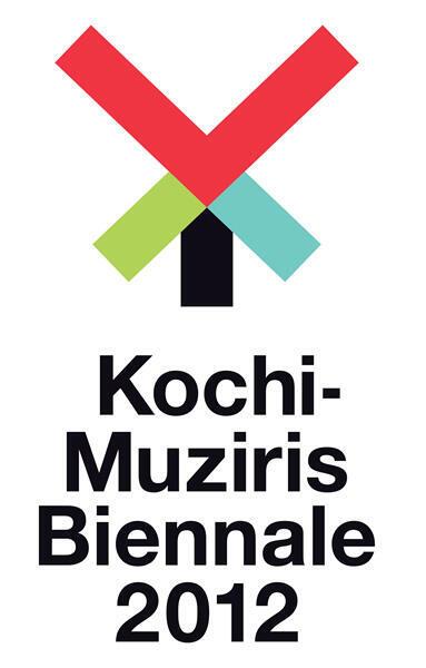 Logo de la Biennale de Kochi