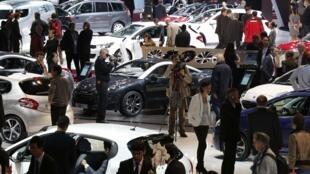 Salão do Automóvel de Paris 2012 foi inaugurado na quinta-feira, para a imprensa, e amanhã abre para o público.