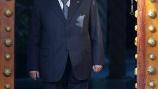 Le président algérien, Abdelaziz Bouteflika, à Alger le 10 avril dernier.
