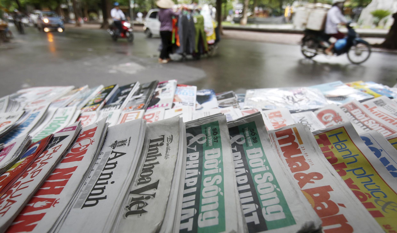 Dự kiến sắp xếp lại báo chí có nguy cơ làm mất 10.000 việc làm tại Việt Nam.