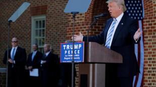 Dan takara shugabancin Amurka karkashin Republican Donald Trump