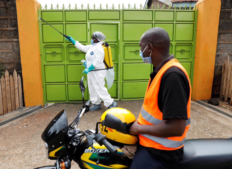 Kenya inaendelea kuripoti visa zaidi vya maambukizi ya virusi vya Corona.