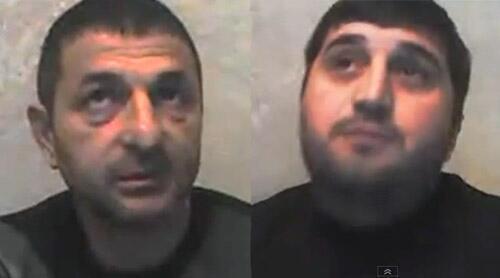 Бывшие полицейские Назир Гулиев и Ильяс Нальгиев обвиняются в применении пыток к подследственным