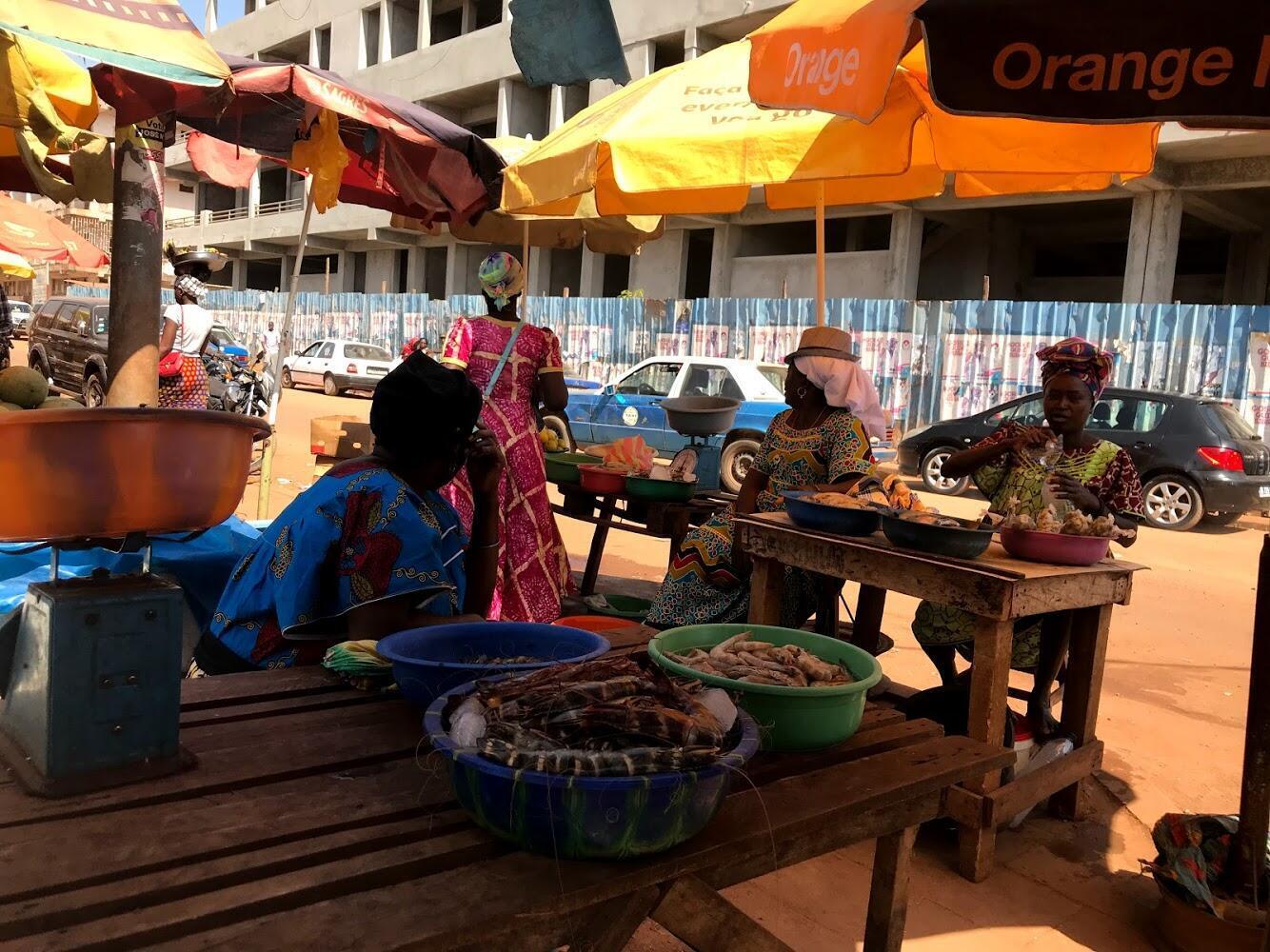 Mercado de Bissau