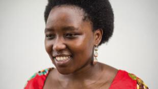 Angélique Umugwaneza, auteure du livre «Les enfants du Rwanda», éditions Gaïa.