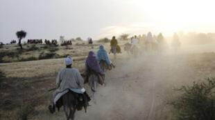 Au Soudan, l'insécurité est permanente aux alentours de la ville de Kutum, au nord du Darfour.