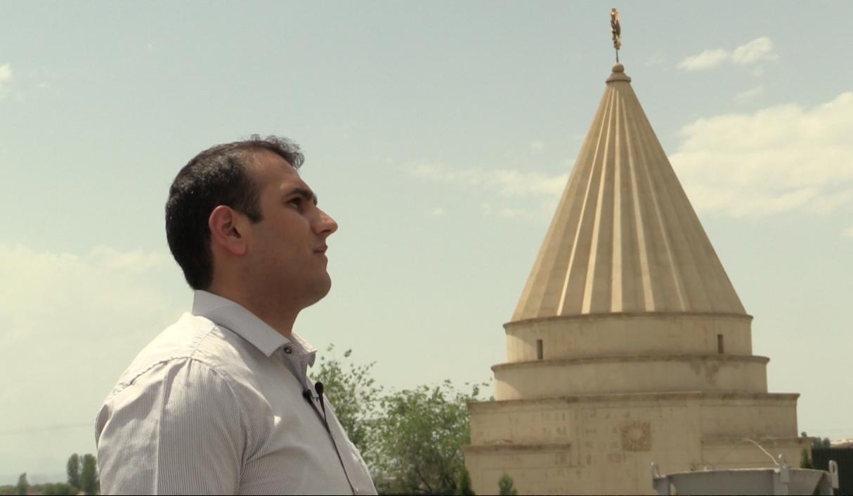 Гамлет Смоян родился в езидской семье в Армении. Строительство храма в Акналиче изменило его жизнь.