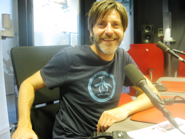 Paco Roca en RFI.