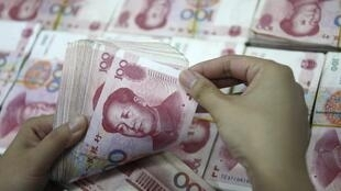 A China pretende ampliar o uso do yuan como moeda de câmbio.