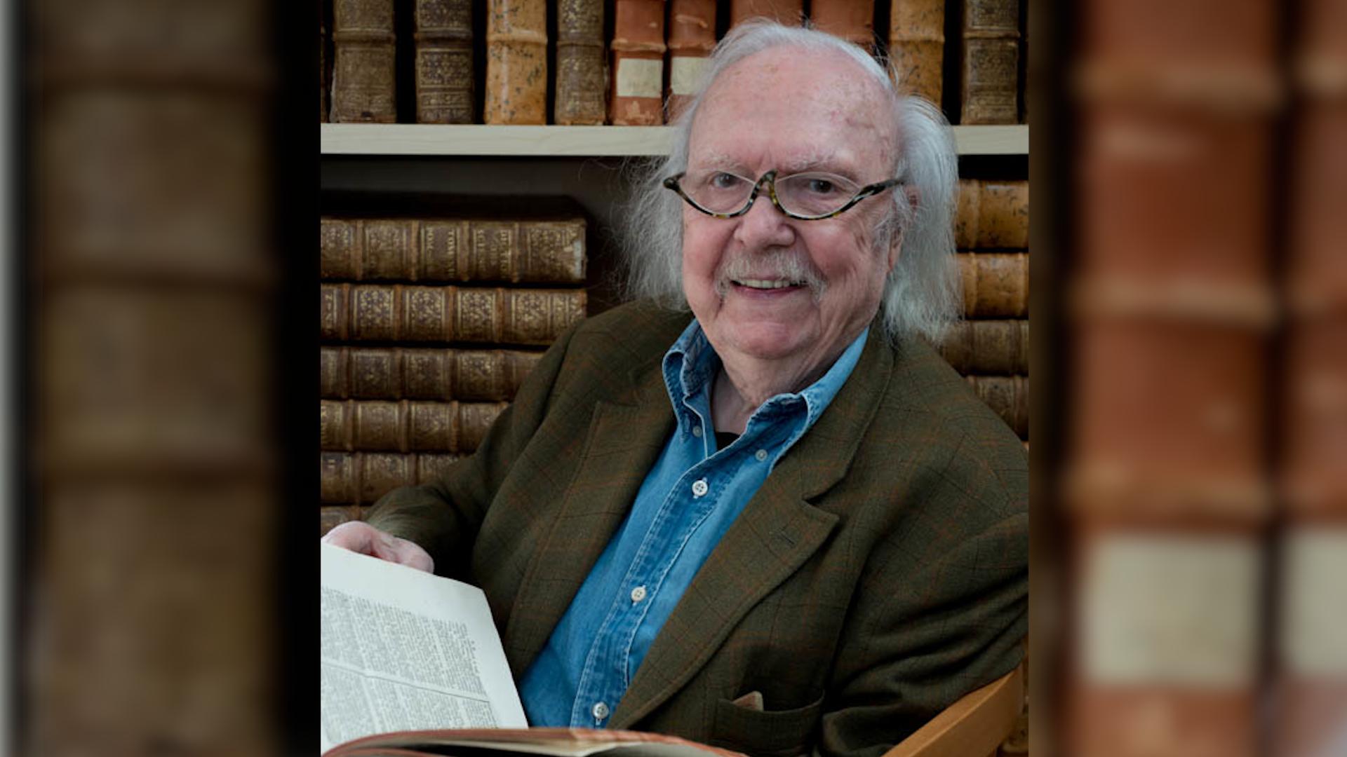 Французский лингвист и лексикограф Ален Рей