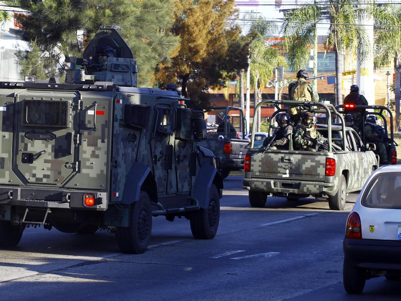 Mexique: un juge fédéral criblé de balles à son domicile