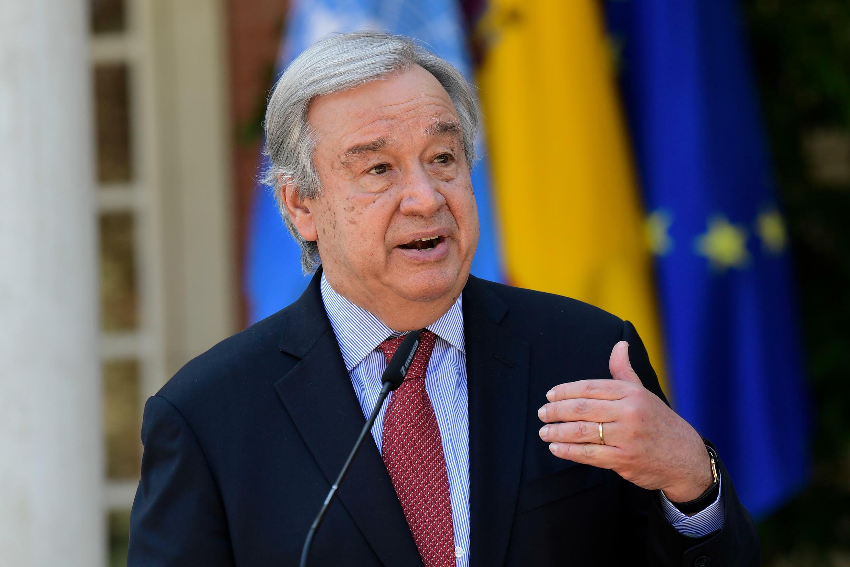 Sakatare Janar Antonio Guterres