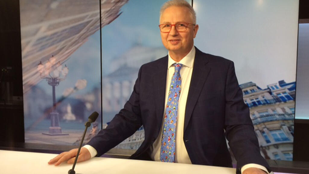 Le juriste hongrois László Trócsányi, bras droit de Viktor Orbán.