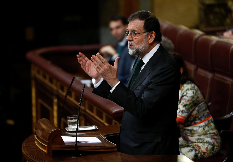 Tsohon Firaministan Spain Mariano Rajoy