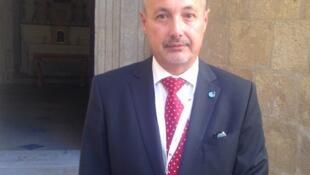 José António Carreira em Malta, 12 de Novembro de 2015