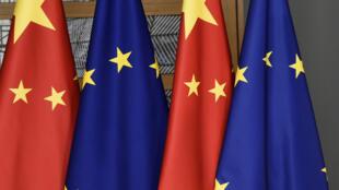 UE - Chine