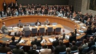 شورای امنیت سازمان ملل متحد-تصویر آرشیوی