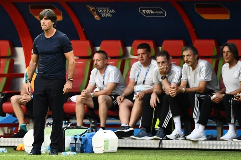 Joachim Löw oversaw Germany's worst performance at a World Cup since 1936.