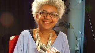 Annouchka De Andrade, directora del Festival International du Film d'Amiens en RFI