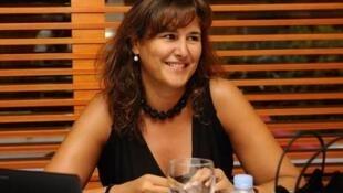 Laura Borràs Castanyer, la directora de la Institución de las Letras Catalanas.