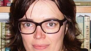 Johana Linsler, chercheuse à l'Université de Paris 1