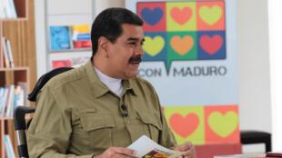 Les sanctions européennes visent à inciter le gouvernement Maduro à dialoguer avec l'opposition vénézuélienne.