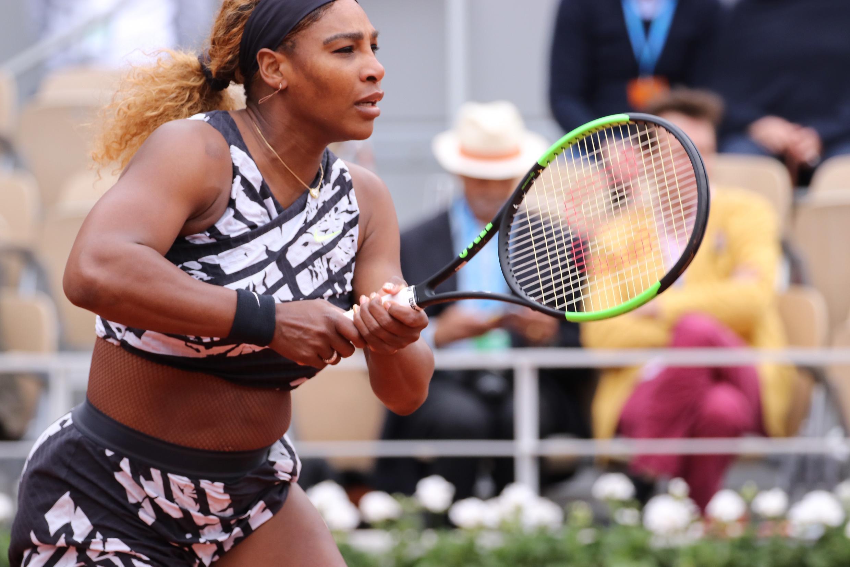 Serena Williams is seeking a 24th Grand Slam title.