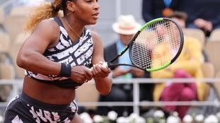 Serena Williams had been seeking a 24th Grand Slam title in Paris.