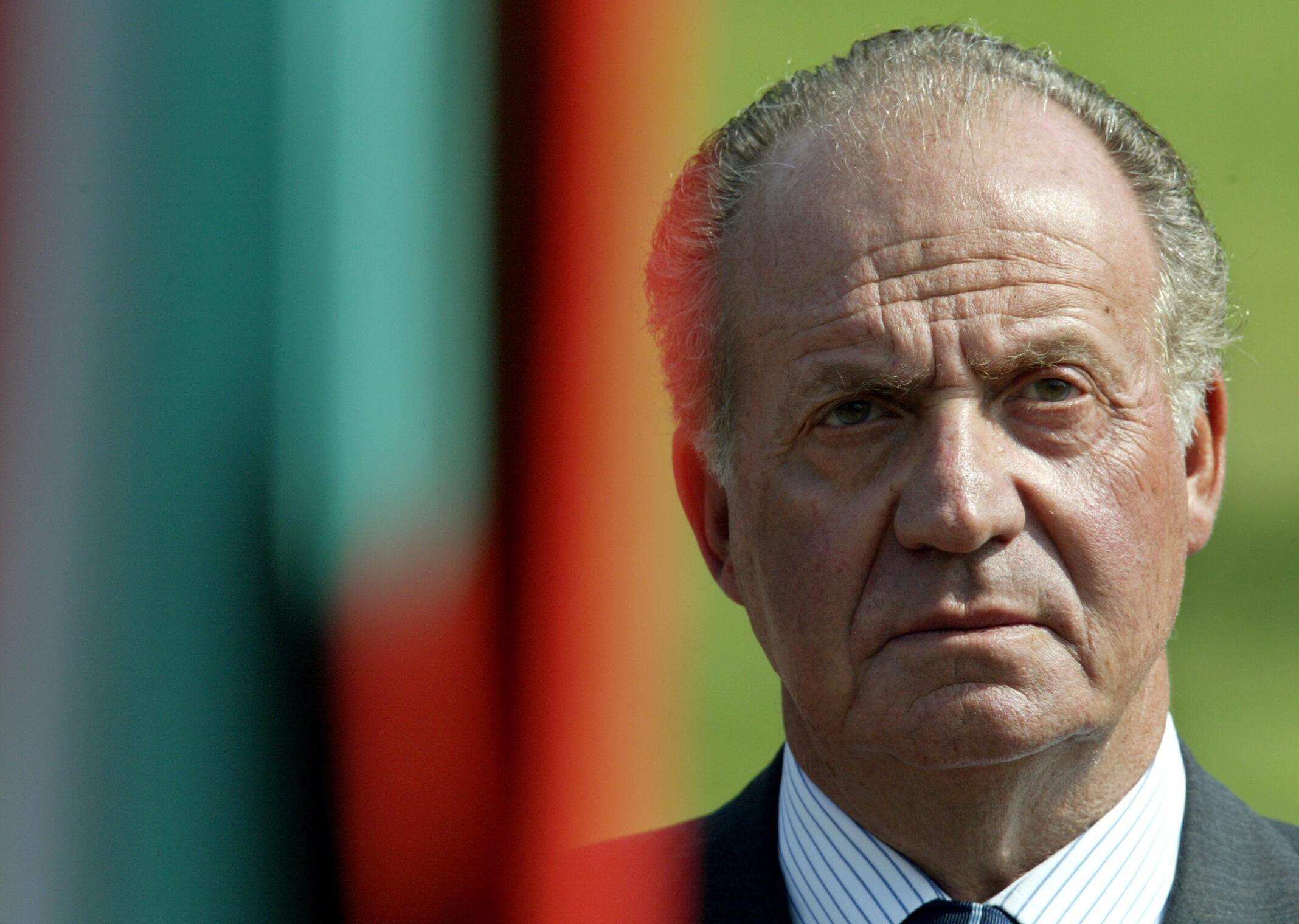 Sarkin kasar Spain mai murabus, Juan Carlos