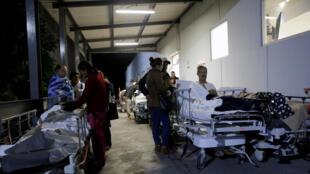 Le séisme qui a frappé le Mexique dans la nuit du 7 au 8 septembre a fait au moins 32 morts.