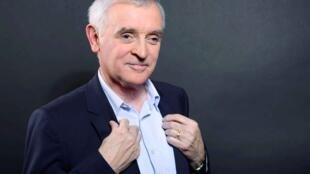 联合国政府间气候变化专家小组副主席,2007年诺贝尔和平奖得主朱泽尔(Jean Jouzel)。