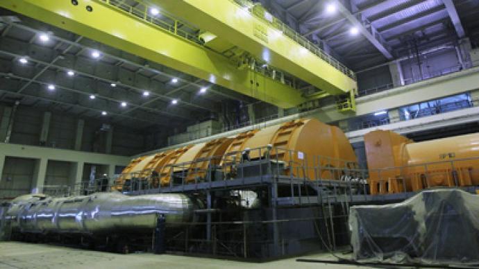 """АЭС """"Бушер"""" в 1200 км к югу от Тегерана, строящаяся российской компанией """"Росатом"""""""