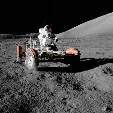 NASA Apollo 17 Lunar Roving Vehicle