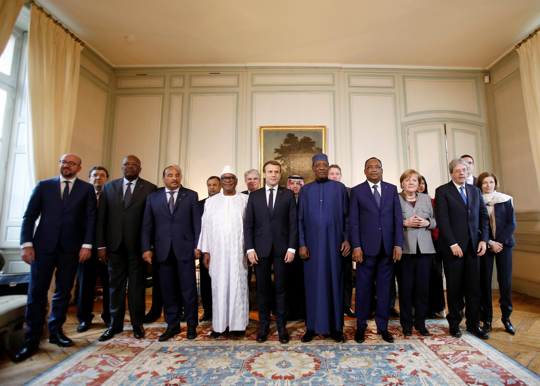 A cewar EU tsanantar ayyukan ta'addanci a yankin na Sahel na nuni da cewa dole ana bukatar karin kudin don yakin da 'yan ta'addan.