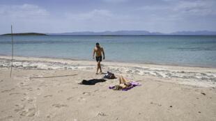 Les îles grecques retrouvent les touristes