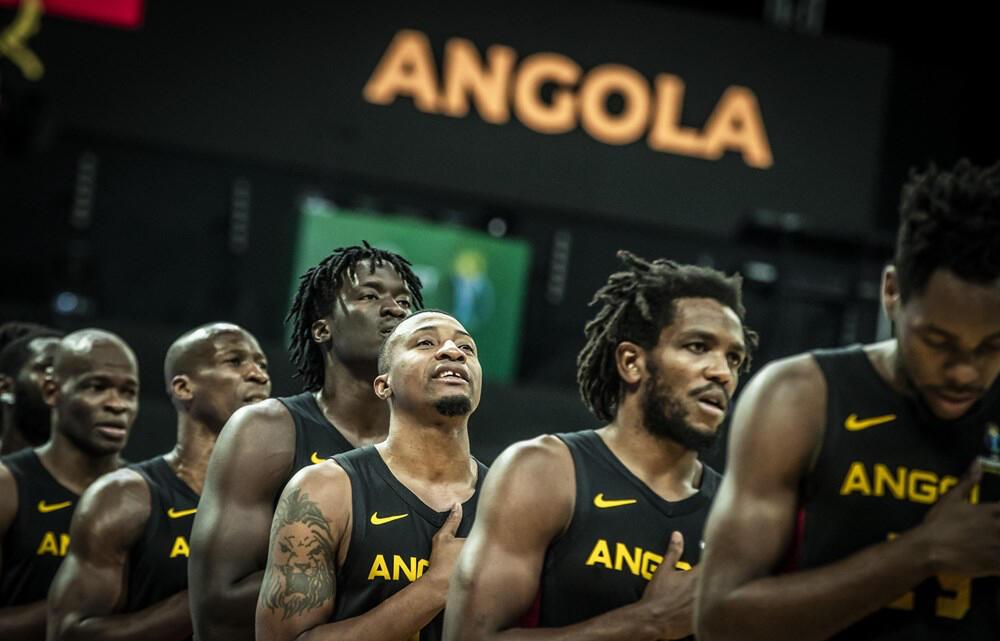 Angola - Desporto - Basquetebol - Basket - Angolanos - Afrobasket - CAN - Basket