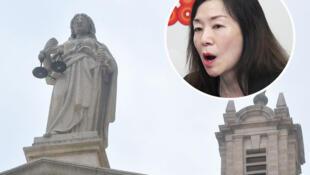 香港大律师公会副主席叶巧琦资料图片