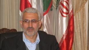 حسن شاطری، یک عضو بلندپایه سپاه پاسداران ایران