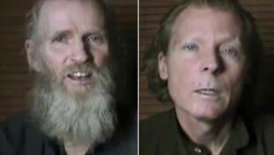 تیموتی ویکس و کوین کینگ، دو استاد دانشگاه آمریکایی کابل، بیش از سه سال اسیر طالبان بودند