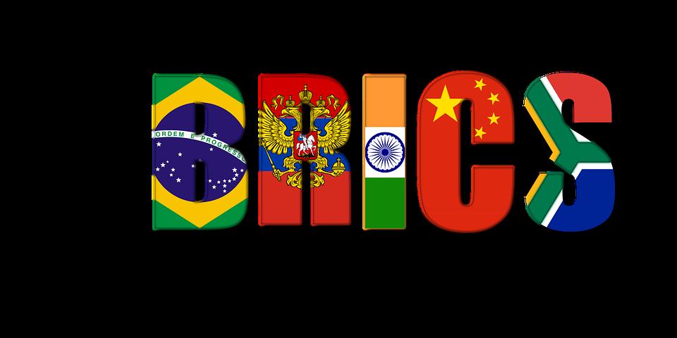 金砖5国峰会 标识图
