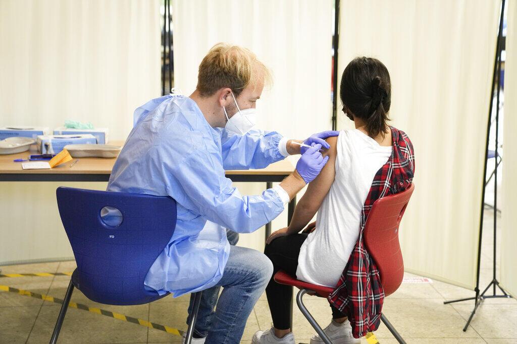 Vacinação alemanha