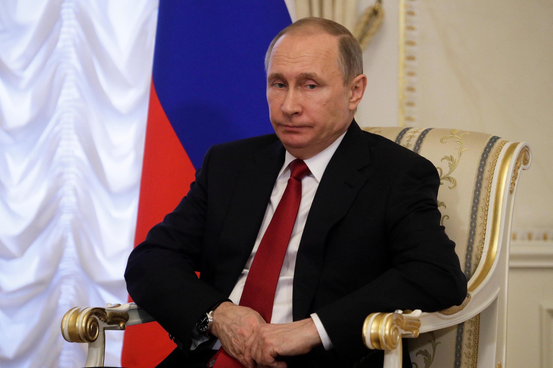 Vladimir Putin shugaban Rasha