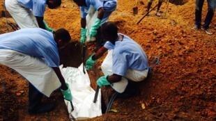 Gawar wanda Ebola ta hallaka