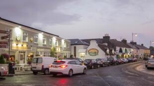 La petite ville de Oughterard dans le comté de Galway n'a qu'une population de 1800 habitants.