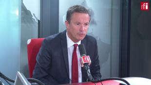 Nicolas Dupont-Aignan sur RFI le 03 mai 2019.